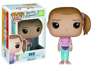 POP Movies 207 Napoleon Dynamite Deb Vinyl Figure