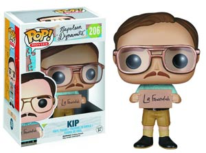 POP Movies 206 Napoleon Dynamite Kip Vinyl Figure