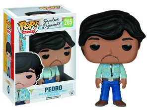 POP Movies 205 Napoleon Dynamite Pedro Vinyl Figure