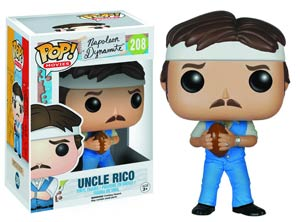 POP Movies 208 Napoleon Dynamite Uncle Rico Vinyl Figure