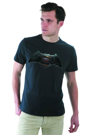 Batman v Superman Logo T-Shirt XX-Large