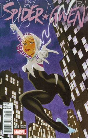Spider-Gwen Vol 2 #1 Cover I Incentive Variant Cover