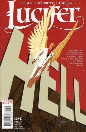 Lucifer Vol 2 #2