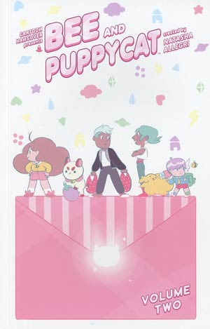 Bee And Puppycat Vol 2 TP
