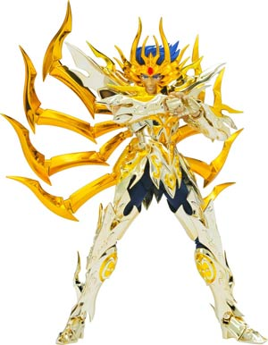 Saint Seiya Saint Cloth Myth EX - Soul Of Gold - Cancer Deathmask God Cloth Action Figure