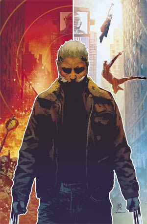 Old Man Logan Vol 2 #1 By Andrea Sorrentino Poster