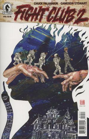 Fight Club 2 #10 Cover A Regular David Mack Cover