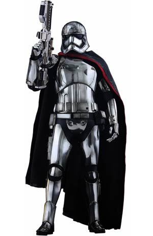 Star Wars Episode VII The Force Awakens Captain Phasma 12-Inch Action Figure