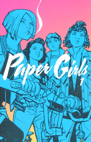 Paper Girls Vol 1 TP