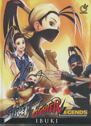 Street Fighter Legends Ibuki HC