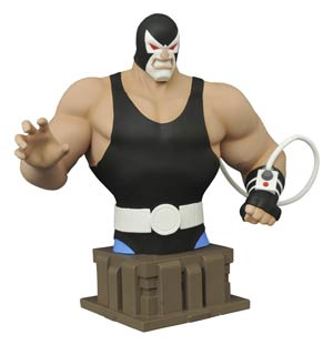 Batman The Animated Series Bane Bust