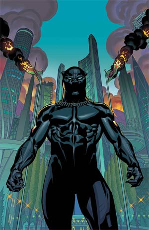 Black Panther Vol 6 #1 By Brian Stelfreeze Poster
