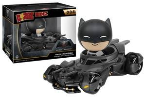 Dorbz Ridez 004 Batman v Superman Dawn Of Justice Batmobile Vinyl Figures