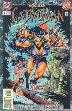 Catwoman vol 2 Annual #1