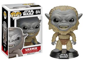 POP Star Wars 84 Episode VII The Force Awakens Varmik Vinyl Bobble Head