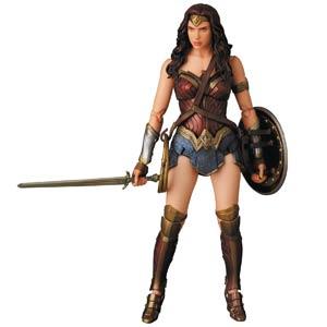 Batman v Superman Dawn Of Justice Wonder Woman Previews Excluve MAF EX Figure
