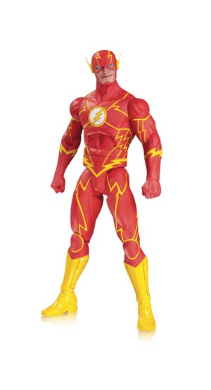 DC Comics Designer Greg Capullo Series 4 Flash Action Figure