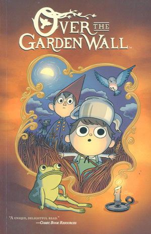 Over The Garden Wall TP