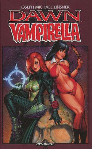 Dawn Vampirella HC Regular Edition