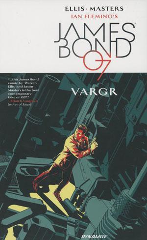 James Bond Vol 1 VARGR HC