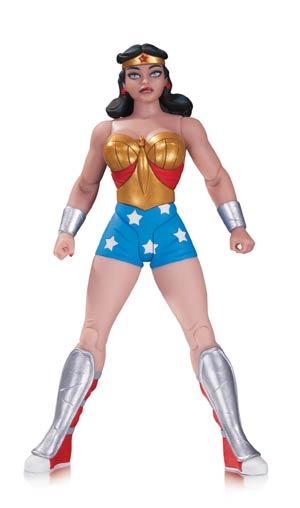 DC Comics Designer Darwyn Cooke Series 1 Wonder Woman Action Figure