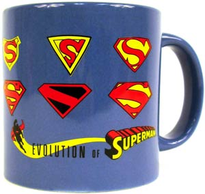 DC Comics 20-ounce Ceramic Mug - Superman