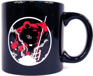 Marvel Comics 20-ounce Ceramic Mug - Daredevil Hells Kitchen