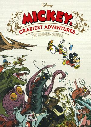 Mickeys Craziest Adventures HC