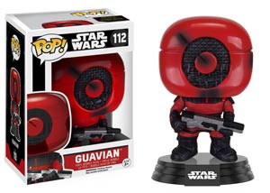 POP Star Wars 112 Episode VII The Force Awakens Guavian Vinyl Bobble Head