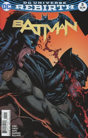 Batman Vol 3 #5 Cover A Regular David Finch Cover