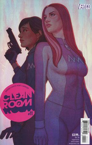 Clean Room #11