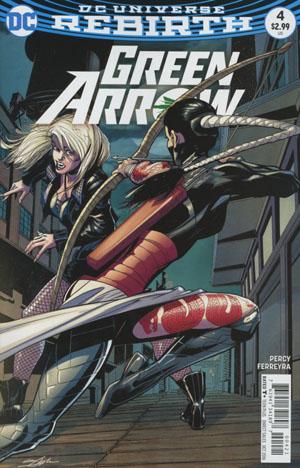 Green Arrow Vol 7 #4 Cover B Variant Neal Adams Cover