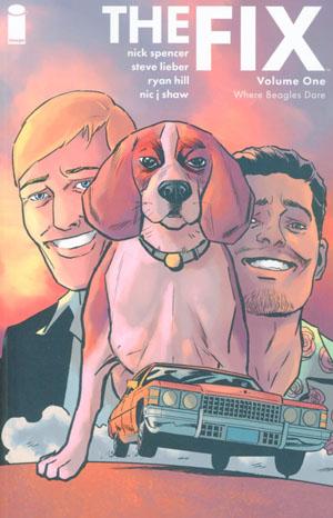 Fix Vol 1 Where Beagles Dare TP