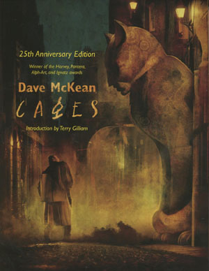 Dave McKean Cages TP 25th Anniversary Edition