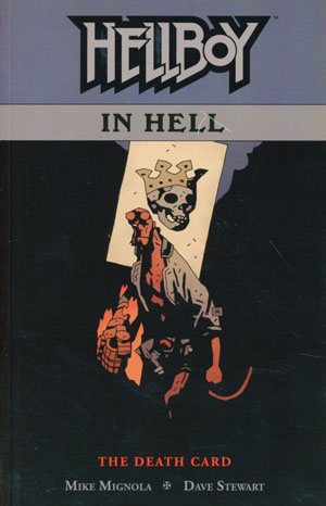 Hellboy In Hell Vol 2 Death Card TP