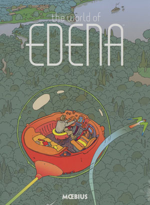 Moebius Library World Of Edena HC