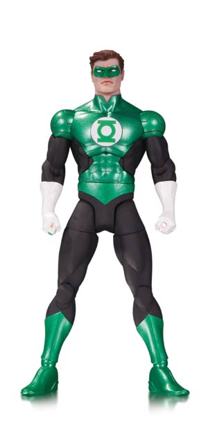 DC Comics Designer Greg Capullo Series Green Lantern Action Figure