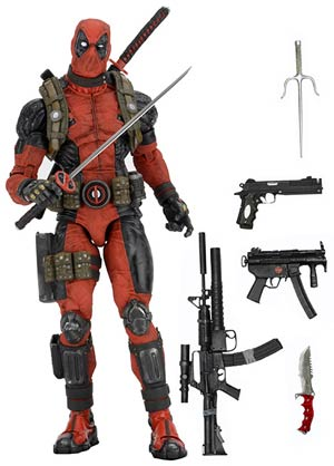 Marvel Deadpool 18-Inch Action Figure
