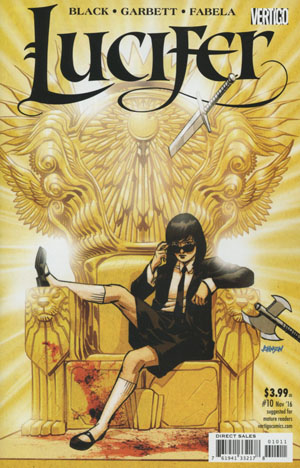 Lucifer Vol 2 #10