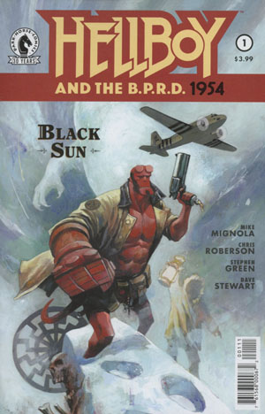 Hellboy And The BPRD 1954 Black Sun #1