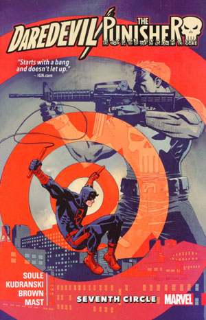 Daredevil Punisher Seventh Circle TP