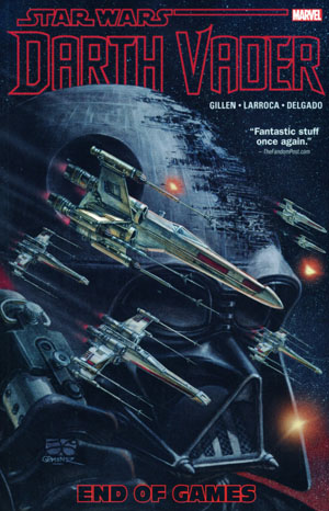 Star Wars Darth Vader Vol 4 End Of Games TP
