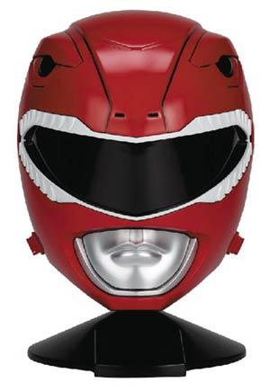 Power Rangers Legacy Helmet - Red Ranger