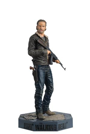 Walking Dead Figurine Collection Magazine #18 Rick Season 5