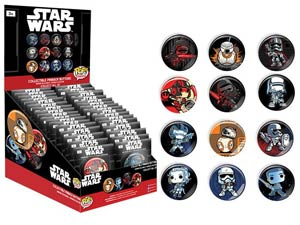 POP Button Star Wars Episode VII The Force Awakens Blind Mystery Pack