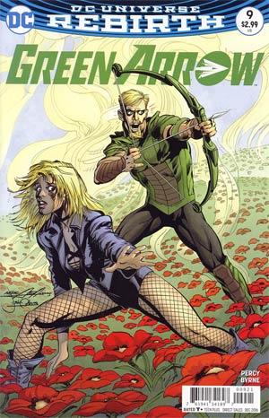 Green Arrow Vol 7 #9 Cover B Variant Neal Adams Cover
