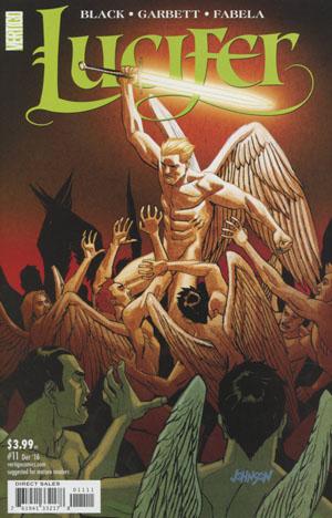 Lucifer Vol 2 #11