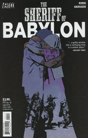Sheriff Of Babylon #11