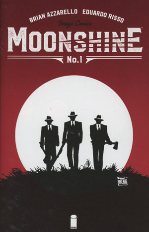 Moonshine #1 Cover A 1st Ptg Eduardo Risso