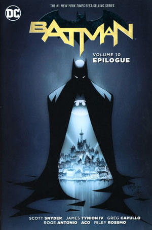 Batman (New 52) Vol 10 Epilogue HC